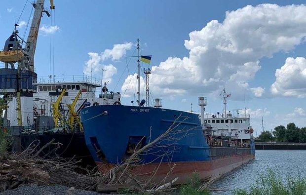 """Задержание российского танкера NEYMA СБУ: экипаж принялся истерически открещиваться - """"Это незаконно"""""""