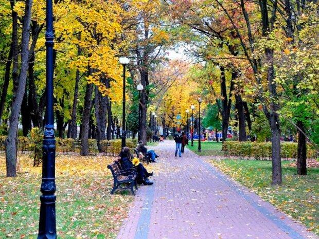 Погода 19 жовтня подарує киянам неперевершений настрій: сидіти вдома точно не варто