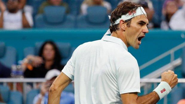 Федерер перед фіналом у Майамі несподівано вирішив змінити професію: мені це цікаво