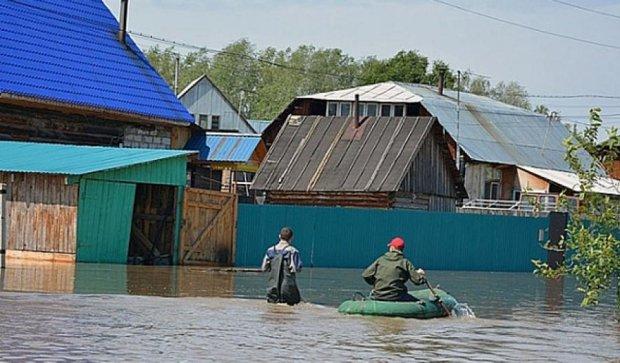 Российское Приморье накрыл мощный тайфун (фото)