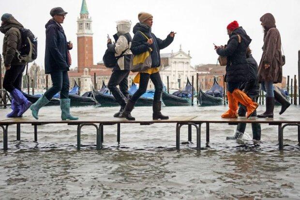 Повінь у Венеції, ANSA