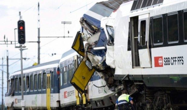 Два пасажирські потяги зіштовхнулися в Австрії