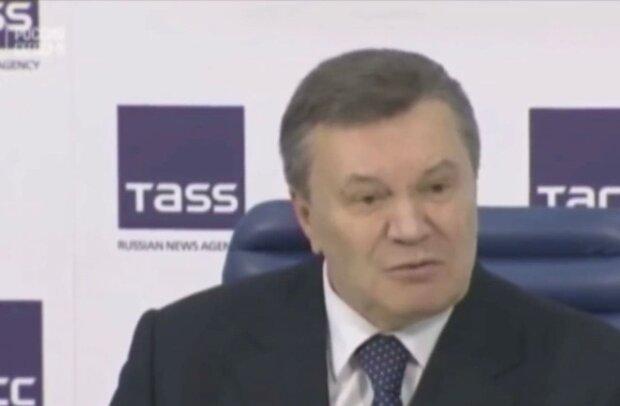 Віктор Янукович / скріншот з відео