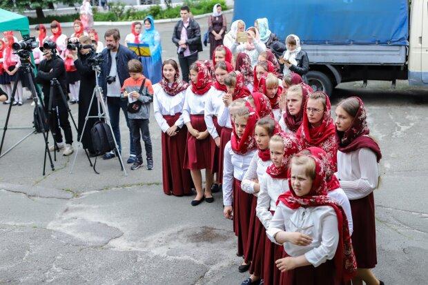 Велика благодійна акція УПЦ
