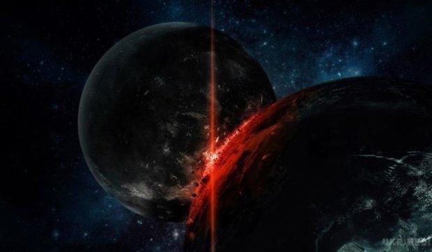 Землі загрожує зіткнення з Місяцем