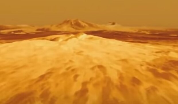 Венера, скріншот: YouTube