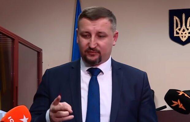Владислав Добош, скриншот из видео