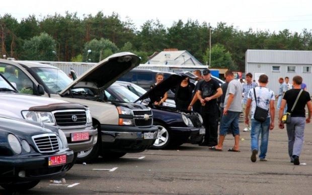 Украинцы определили рейтинг популярнейших авто с пробегом