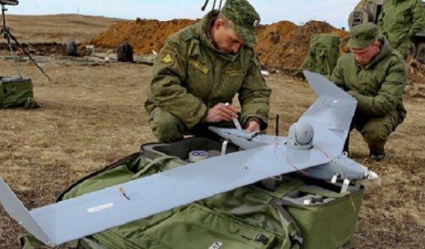Під Маріуполем знищили російський розвідувальний безпілотник