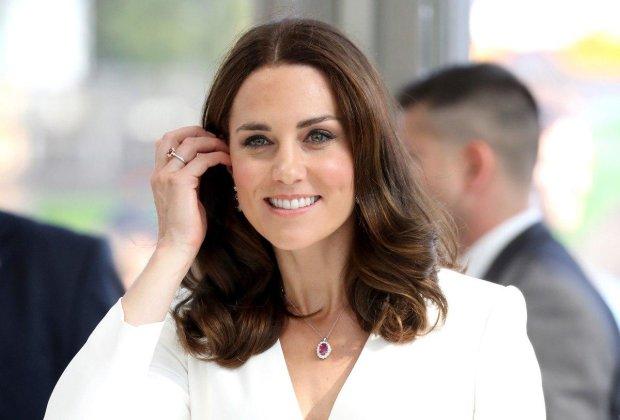 Кейт Міддлтон вийшла у світ в улюбленій прикрасі покійної принцеси Діани