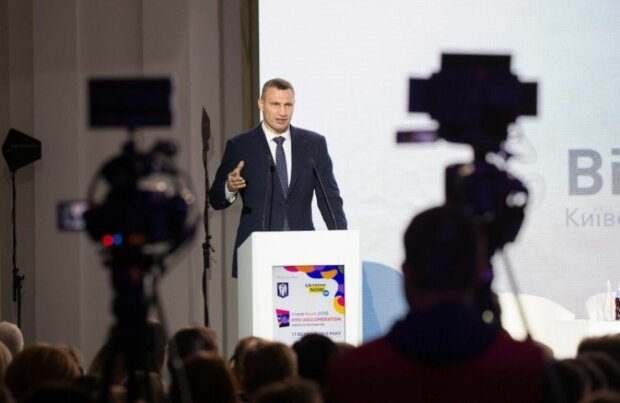 Виталий Кличко - фото Украинская политическая арена