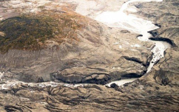 Дива: в Канаді величезна річка зникла за кілька днів