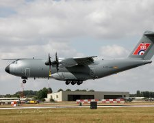 самолет НАТО приземлился в российском аэропорту