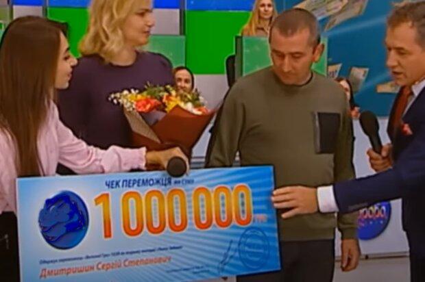 Тернополянин выиграл миллион в лотерею