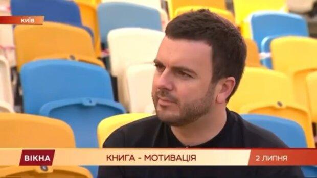 Григорій Решетник, скріншот із відео