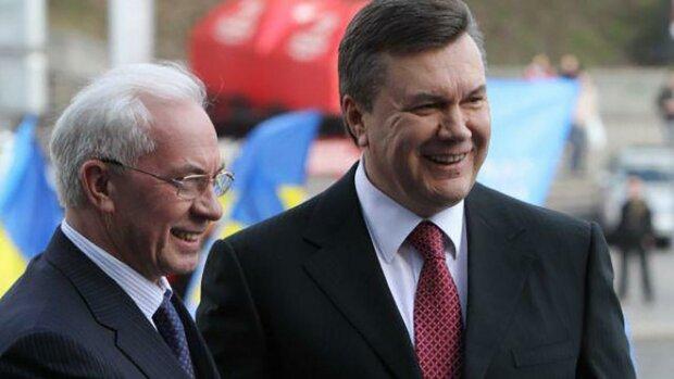 Віктор Янукович і Микола Азаров, фото: 24tv.ua