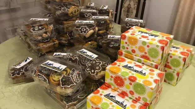Тернополянка спекла солодощі для незаможних: Суспільне