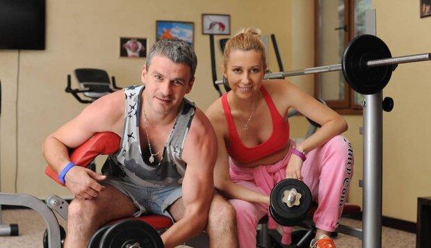 Тоня Матвиенко и Арсен Мирзоян, фото с Instagram