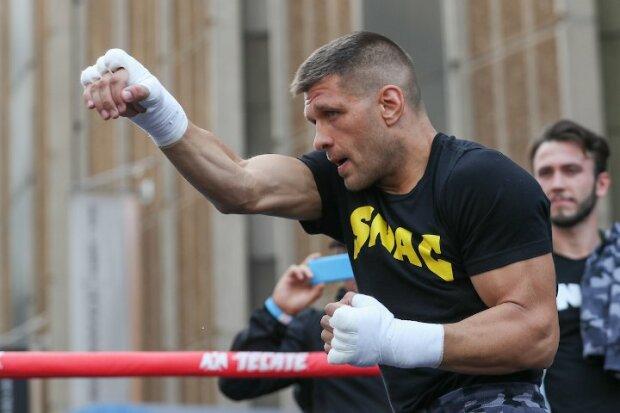 Сергей Деревянченко, Boxing Scene