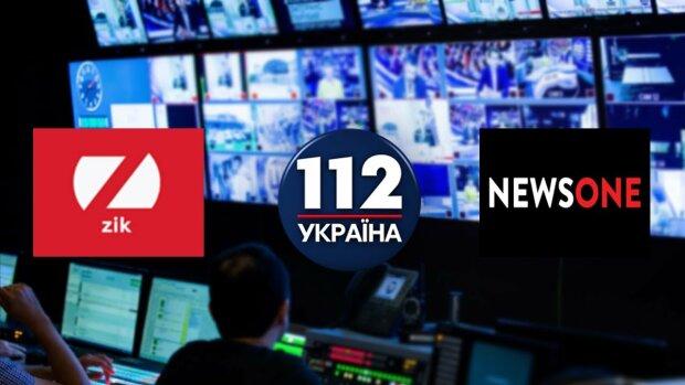 """Закрытие оппозиционных СМИ в Украине осудили профильные международные организации, политики и эксперты, - пресс-служба """"Першого Незалежного"""""""