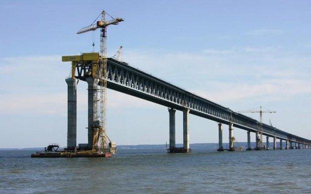 Как украинскому судноплавству аукнется Крымский мост