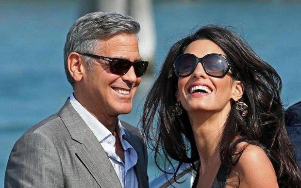 Клуни пообещал отомстить за своих детей