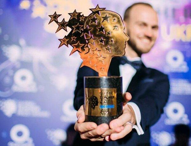 Александр Жук становился лучшим учителем Украины