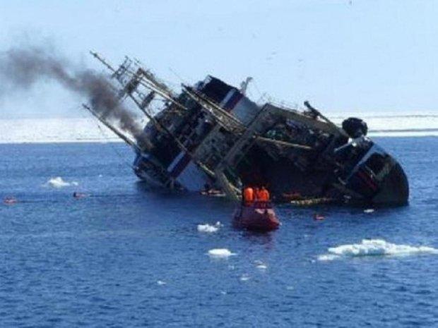 На затонувшем в Охотском море траулере был как минимум один украинец - МИД