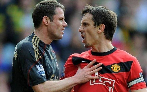Легенди англійського футболу показали, чи легко бути арбітром