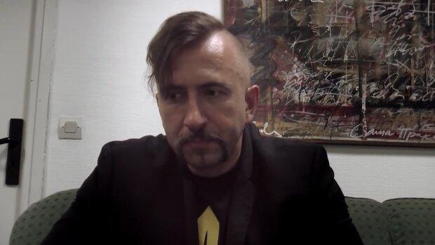 Василь Сліпак, скірншот із відео