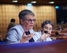 Президент Ассамблеи Лилиан Мори-Паскье