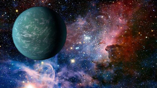 Нашли новую планету вне Солнечной системы