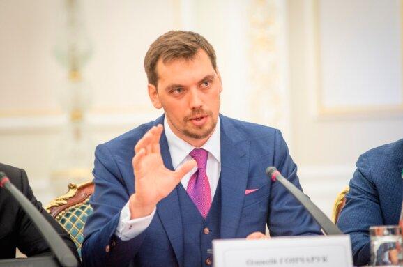 """Прем'єр Гончарук заговорив про переговори з РФ: """"Попереду багато ризиків"""""""