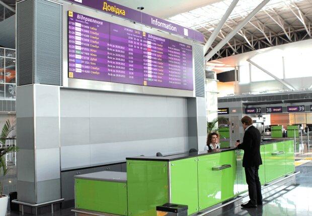"""Аеропорт """"Бориспіль"""", фото: 112 канал"""