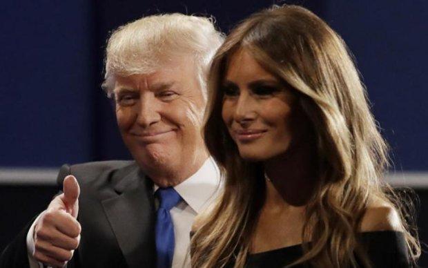 Принцессы и рядом не стояли: Мелания Трамп в роскошном наряде затмила всех
