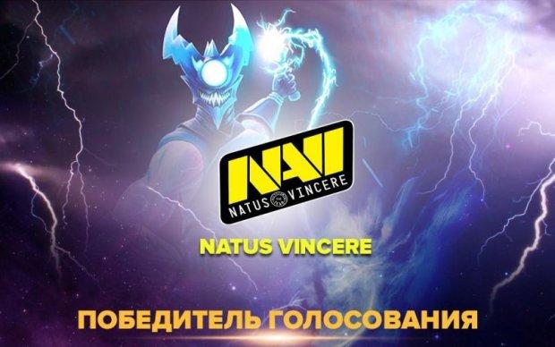 Українська команда Na'Vi отримала останній слот на EPICENTER шляхом голосування