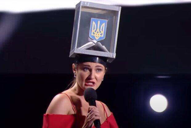 """Звезда """"Квартала 95"""" из Тернополя призналась в сокровенном: """"С первого взгляда"""""""