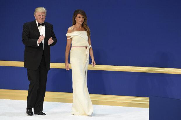 Трамп унизил Меланию на глазах у всего мира, это видео взорвало соцсети: ко мне, собачка