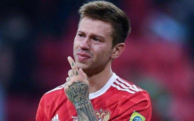 Лучший футболист России загремит за решетку