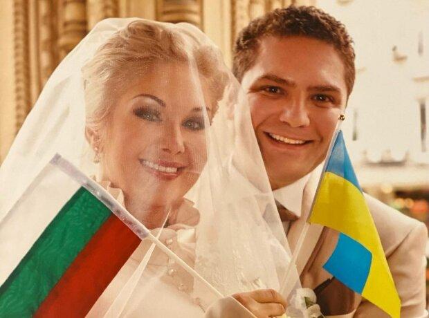 Екатерина Бужинская с мужем, фото с Instagram