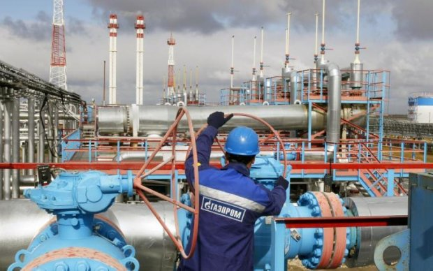 Газпром внезапно обнищал