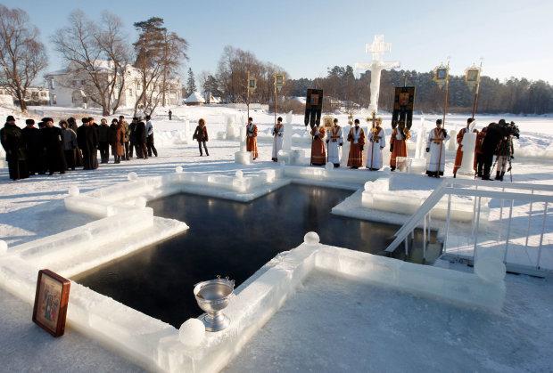 Сьогодні в православ'ї Водохреща 19 січня: що потрібно, а що не можна робити