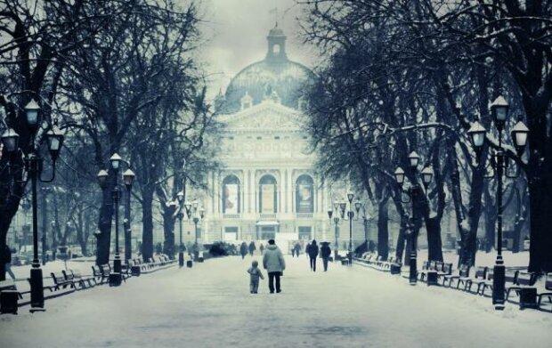 Погода во Львове на 26 декабря: синоптики обещают снежную сказку