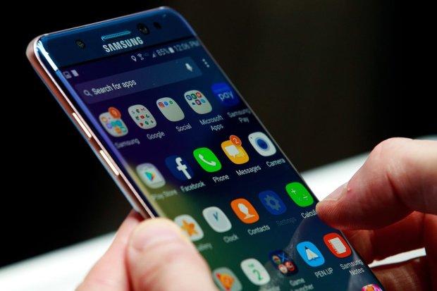 Samsung скасувала нову лінійку смартфонів