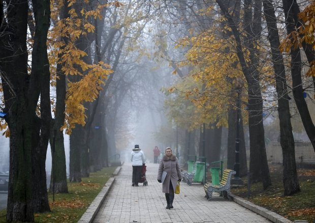 Погода у листопаді: стихія нагадає українцям про прийдешню зиму