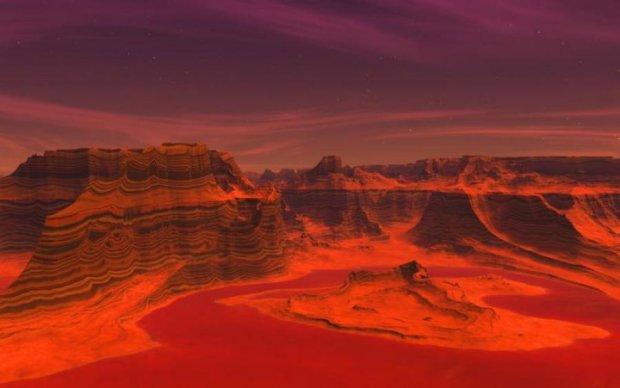Космонавти зняли унікальну панораму Марсу на камеру