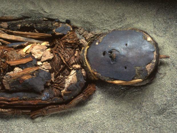 Старейшие в мире мумии из Чили