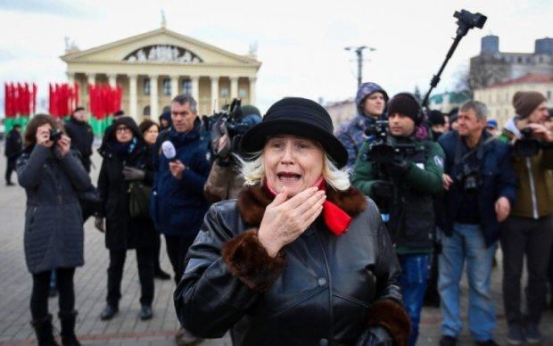 День Волі триває: у Білорусі затримали 40 активістів