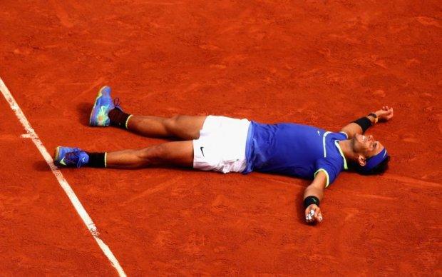 Надаль легко обіграв Ваврінку і став десятиразовим чемпіоном Ролан Гаррос