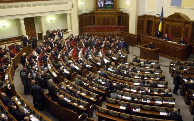 Рада решила защитить хоть какие-то права в Украине